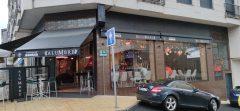 Cafetería Alumbre en A Valenzá
