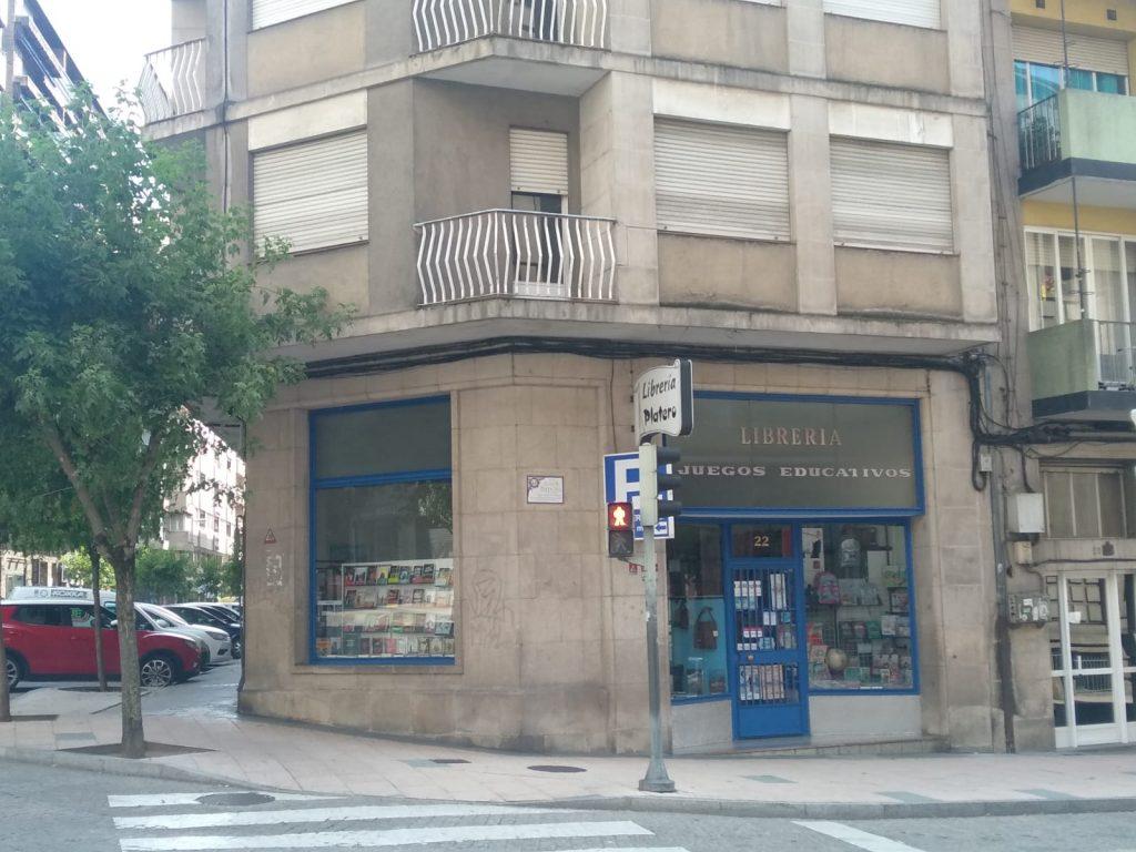 Librería Platero de Ourense