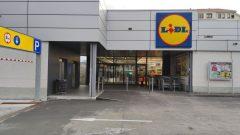 Supermercado Lidl de A Valenzá