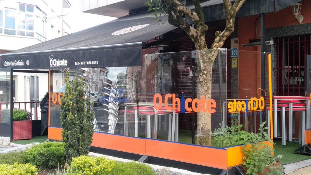 Restaurante cafetería O Chicote
