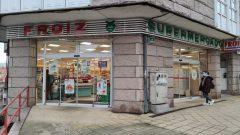 Supermercado Froiz en A Valenzá