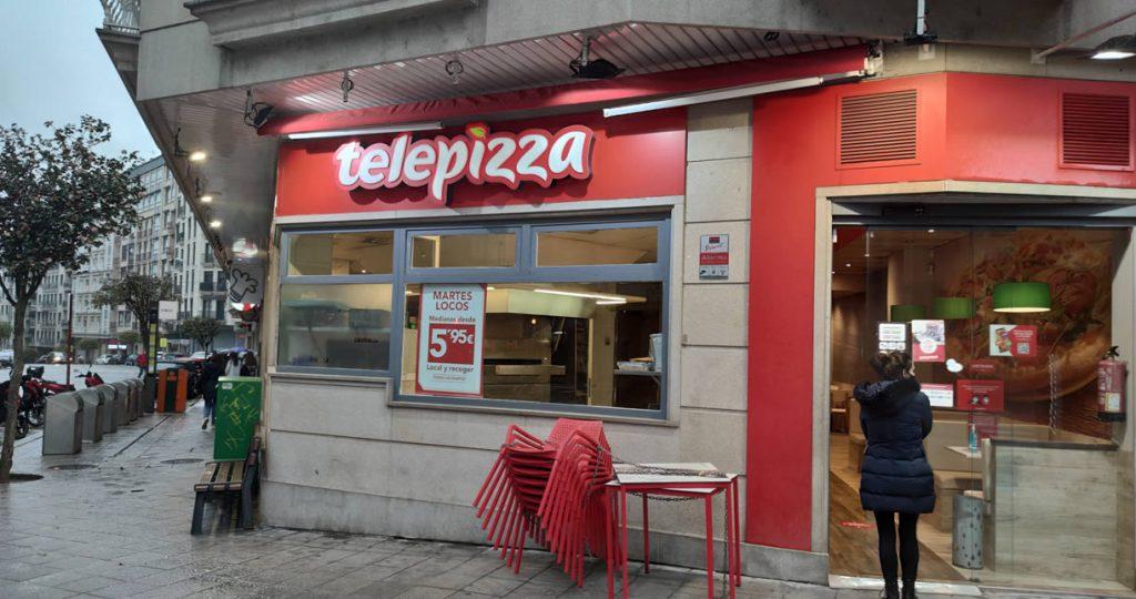 TelePizza del Couto
