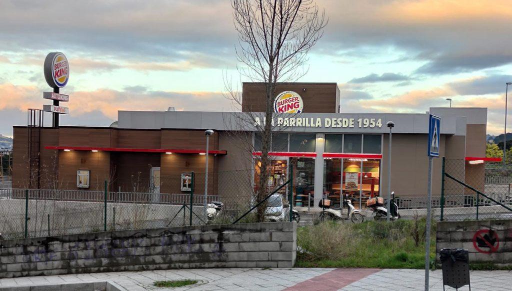 Burger King de O Fonsillón