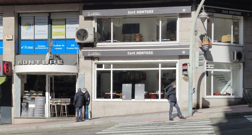 Cafetería Montgre