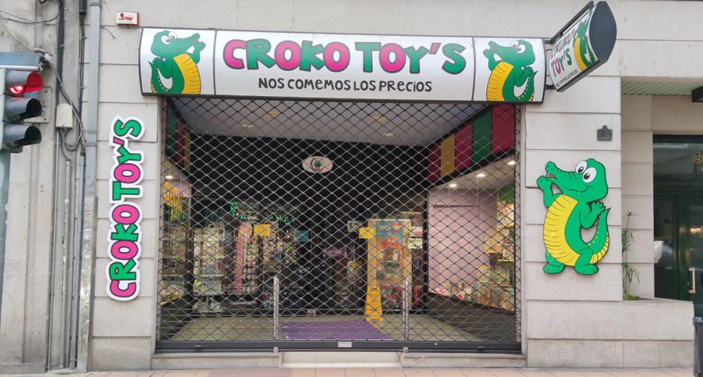Croko Toys de Ourense