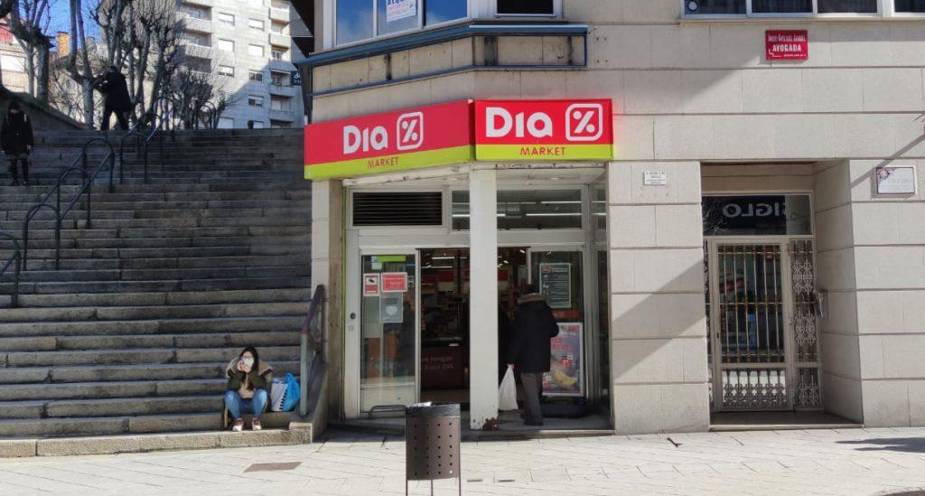 DIA market de Progreso
