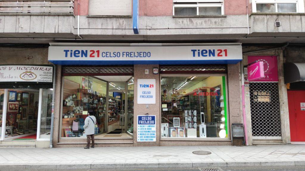 Electrodomésticos Tien21 Celso Freijedo