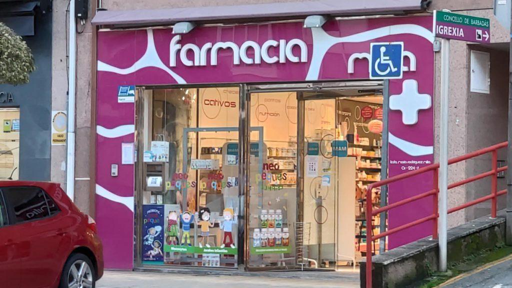 Farmacia Milia A Valenzá