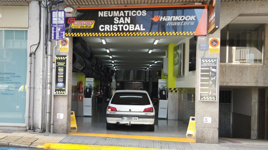 Neumáticos San Cristóbal