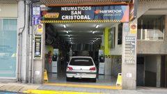 Taller Neumáticos San Cristóbal