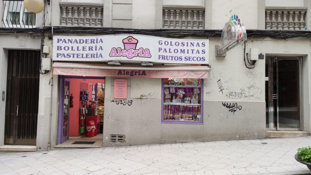 Panadería Alegría de Concordia