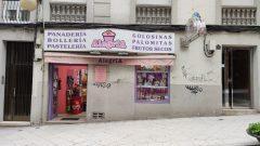 Panadería y golosinas Alegría en Concordia