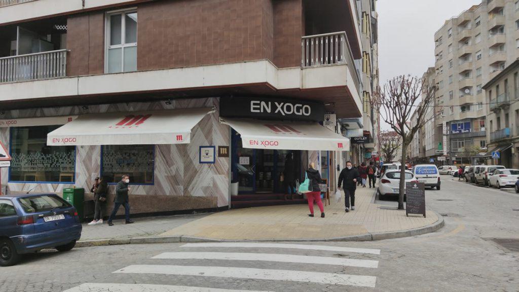 Cafetería En Xogo