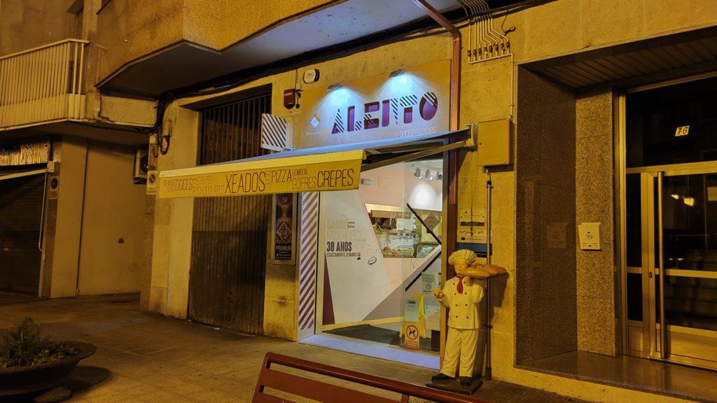 Pastelería Alento A Valenzá