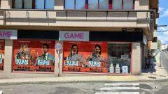 Tienda de videojuegos Game de Progreso
