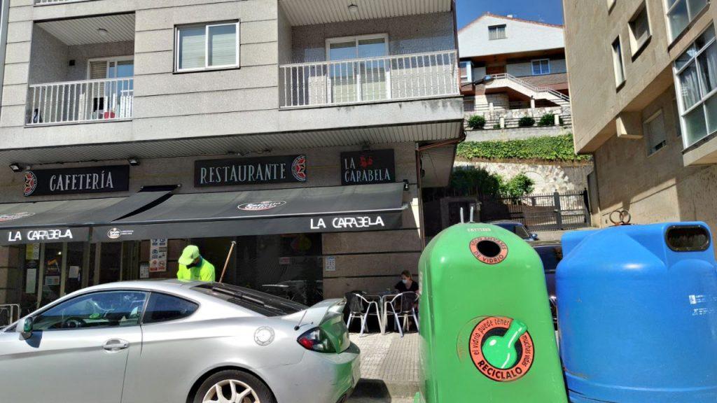 Cafetería Restaurante La Carabela
