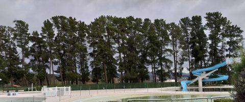 Piscinas de Monterrei